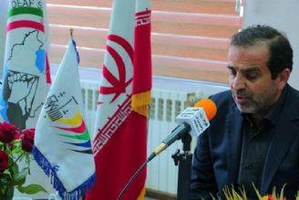 مهران تیشه گران؛ دبیر فدراسیون ناشنوایان، میزبان گزارشگر رادیو ورزش