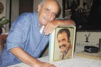 مرحوم اکبر افتخاری فوتبالیست