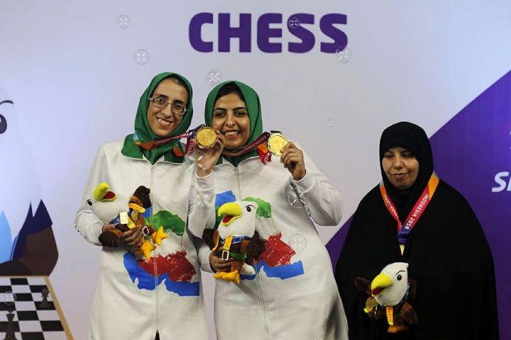 مسابقات پاراآسیایی(شطرنج)
