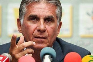 صحبت های کارلوس کی روش، سرمربی تیم ملی فوتبال ایران در نشست خبری پس از دیدار با یمن