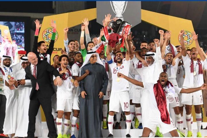 قطر قهرمان جام ملتهای آسیا
