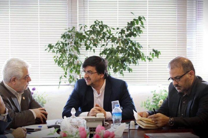 دیدار رادیو ورزش با دکتر احمدی معاون وزیر ورزش و جوانان