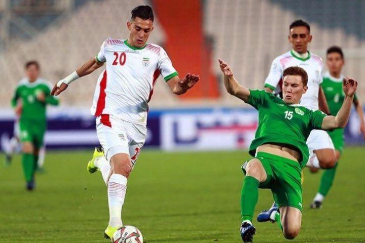 تیم ملی امید ایران-عراق