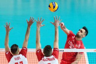 فیلم| خلاصه دیدار تیمهای ملی والیبال ایران و لهستان