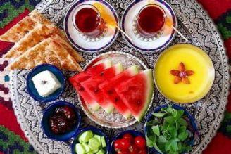 ویژگی های یک افطاری مناسب از برنامه های گل خونه