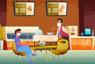 قسمت ششم:پیشگیری از کووید 19 در غذاخوری