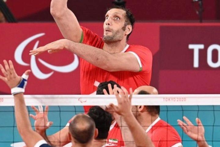 صعود مقتدرانه تیم ملی والیبال نشسته ایران به فینال رقابت ها