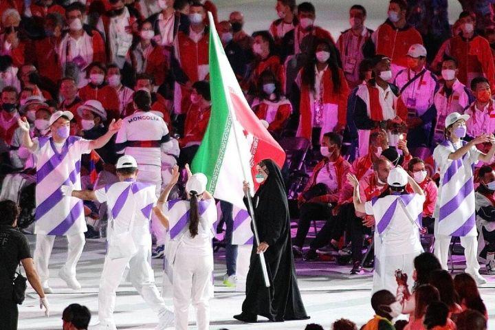 مراسم اختتامیه رقابتهای پارالمپیک 2020