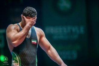 تیم ملی کشتی آزاد ایران  با شکست  مقابل روسیه به عنوان نائب قهرمانی جام جهانی رسید.
