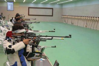 دعوت 6 تیرانداز به اردوی تیم ملی تفنگ