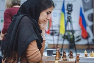 عنوان نهمی خادمالشریعه در مسابقات شطرنج سریع موتیوای روسیه