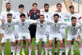 دیدار دوستانه تیم ملی امید قطر با ایران