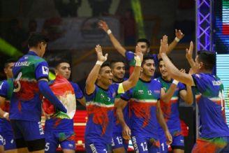 تیم ملی جوانان ایران بر بام کبدی دنیا