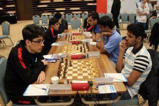 مسابقات شطرنج قهرمانی لیگ دسته یک کشور آغاز شد