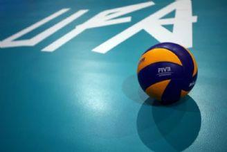 کمک مالی فدراسیون جهانی والیبال به والیبالیستها