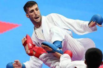 مهدی زاده: بار دیگر قدرت کاراته ایران در جهان ثابت شد