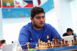 پیروزی مقصودلو مقابل مرد شماره 2 شطرنج جهان در مسابقات آنلاین