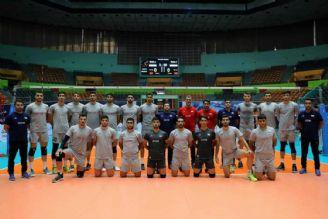ایران 2 _ آرژانتین 3/ تیم ملی والیبال جوانان کشورمان از مسابقات جهانی حذف شد