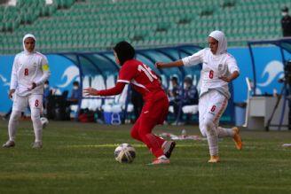 شگفتی زنان فوتبال ایران در مرحله نهایی جام ملتهای آسیا
